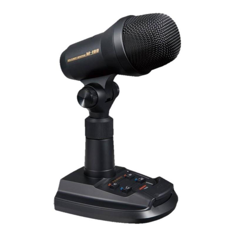 Yaesu M100 Microfono da tavolo