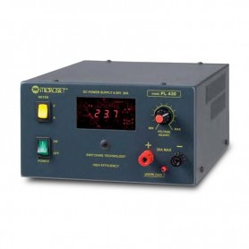 Microset PL 430 alimentatore regolabile alta qualità