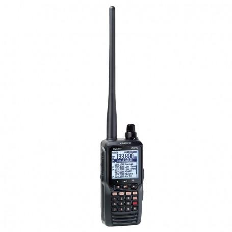 Yaesu FTA-750L Spirit GPS ricetrasmettitore aeronautico con navigazione VOR e ILS
