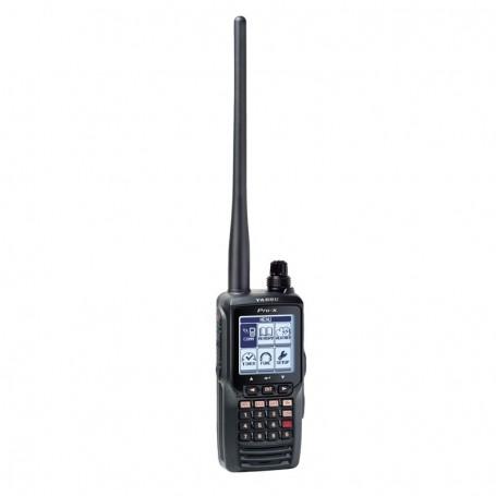 Yaesu FTA-550L Pro-X ricetrasmettitore aeronautico con navigazione VOR e ILS