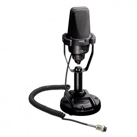 Yaesu md 200a8x microfono da tavolo ad altissima fedelt - Microfono da tavolo wireless ...