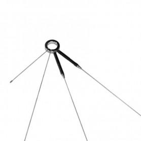 Yaesu ATBK-100 Kit base antenna