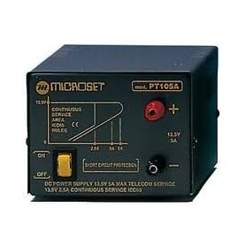 Microset PT 105A alimentatore lineare