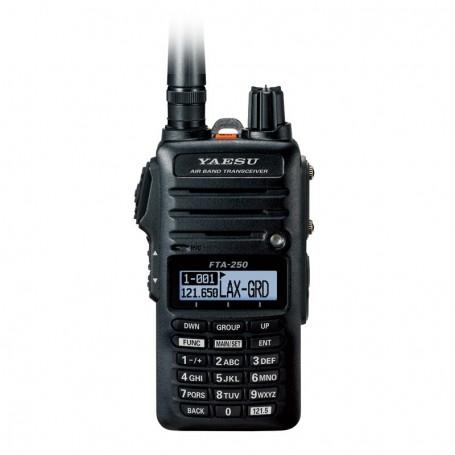 Yaesu FTA-250L Émetteur-récepteur Air Band