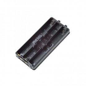 Yaesu SBT-12 Vassoio contenitore per 6 batterie AA