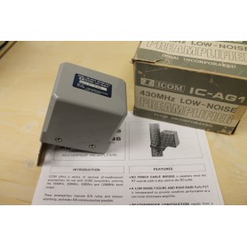 ICOM IC-AG-1