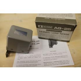 ICOM AG-25