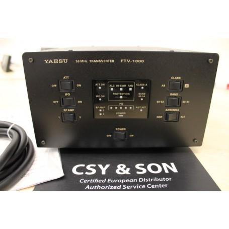 YAESU FTV-1000 HG