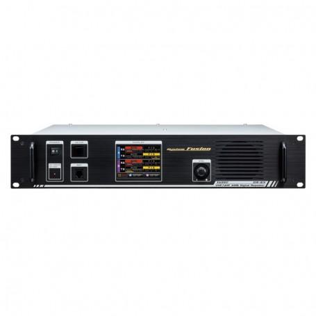 Yaesu DR-2XE C4FM / FM Heavy Duty Repetidor digital Dual Band recepción doble 144/430 MHz
