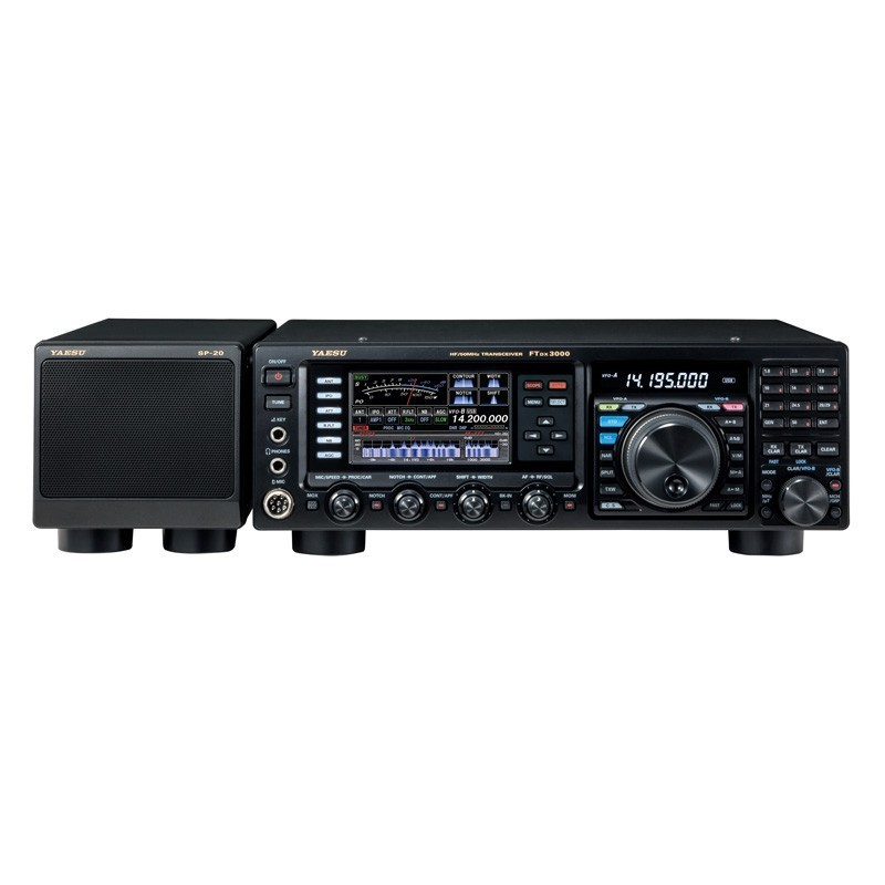 Yaesu SP-20 externer Lautsprecher