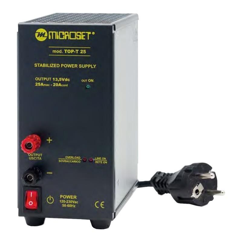 Microset TOP-T25 alimentatore switching