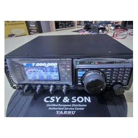 YAESU FTDX1200 + FFT1