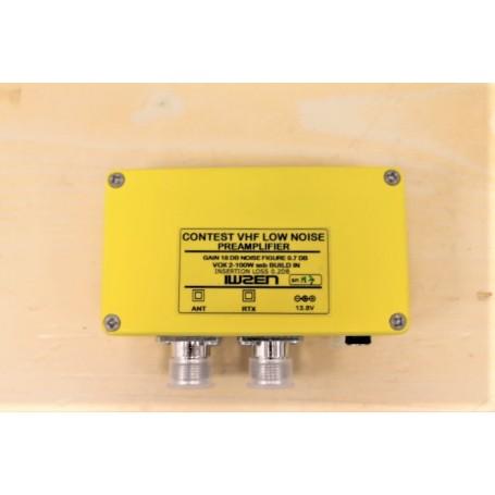 VHF LOW NOISE PREAMPLIFIER
